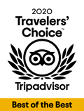 Tripadvisor best of the best Travellers Choice