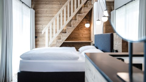 Image: Suite Gallerie Deluxe Dolomites